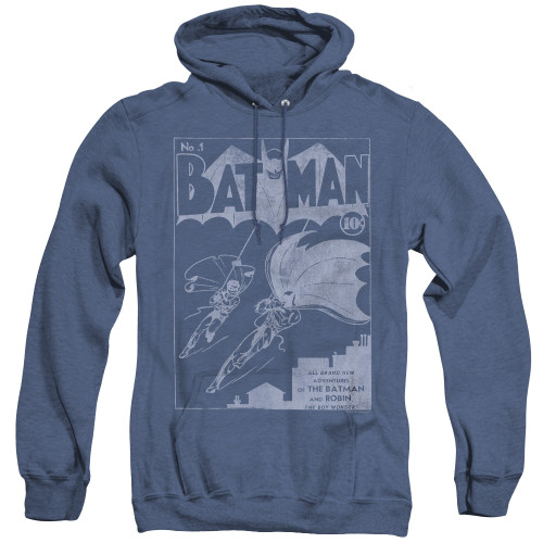 Image for Batman Heather Hoodie - Issue 1 Cover