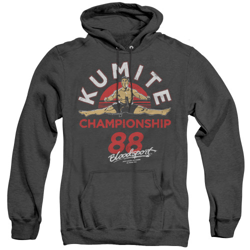 Image for Bloodsport Heather Hoodie - Championship 88