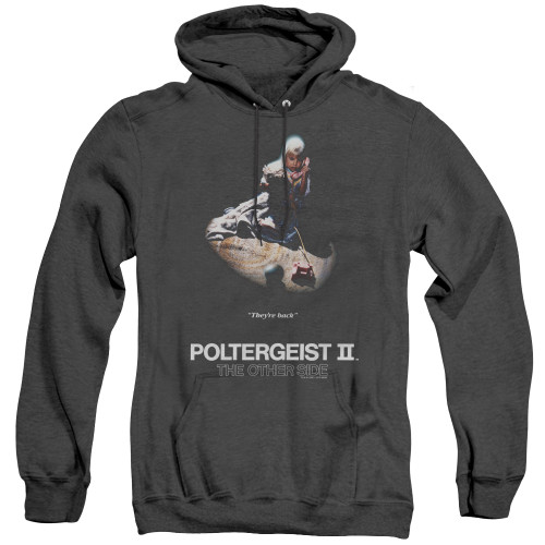 Image for Poltergeist II Heather Hoodie - Poster