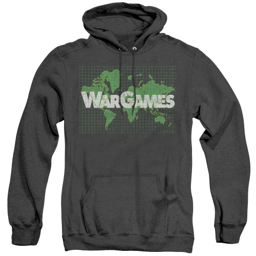 Image for Wargames Heather Hoodie - Game Board