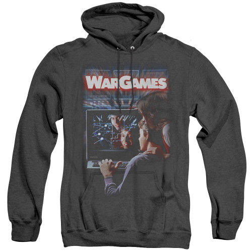 Image for Wargames Heather Hoodie - Poster