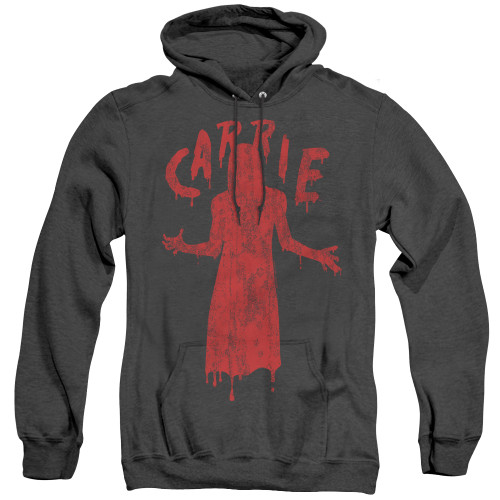 Image for Carrie Heather Hoodie - Silhouette