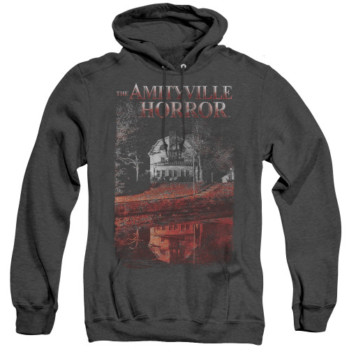Image for Amityville Horror Heather Hoodie - Cold Blood