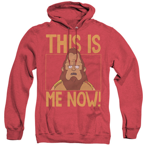 Image for Bob's Burgers Heather Hoodie - This is Me