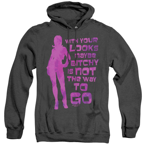 Image for Archer Heather Hoodie - Lana's Advice