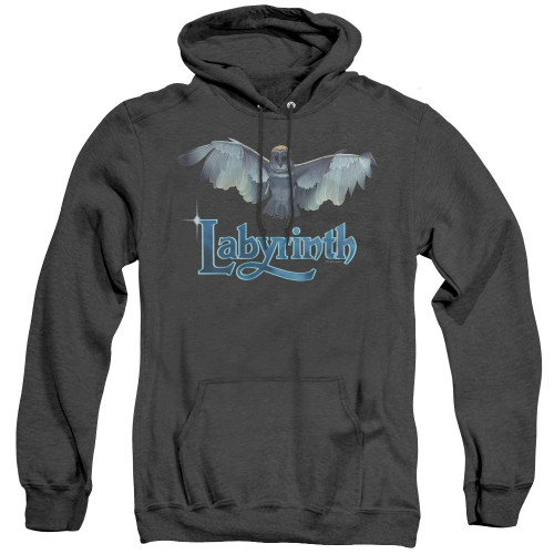 Image for Labyrinth Heather Hoodie - Title Sequence
