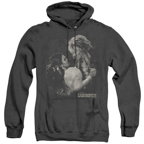 Image for Labyrinth Heather Hoodie - Dream Dance