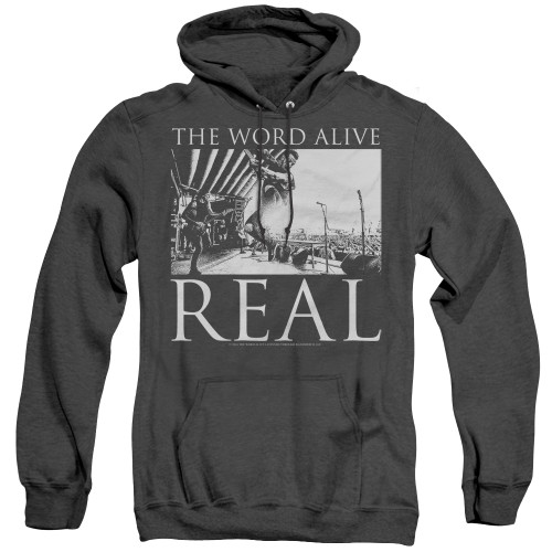 Image for The Word Alive Heather Hoodie - Live Shot