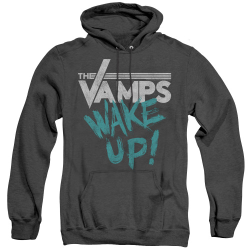 Image for The Vamps Heather Hoodie - Wake Up