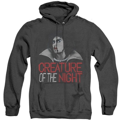 Image for Rocky Horror Picture Show Heather Hoodie - Creature of the Night