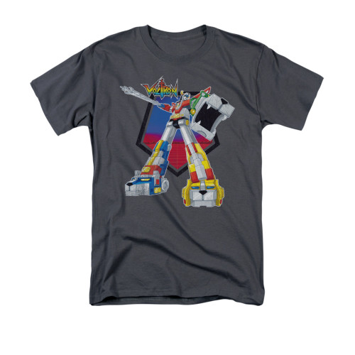 Image for Voltron T-Shirt - Blazing Sword
