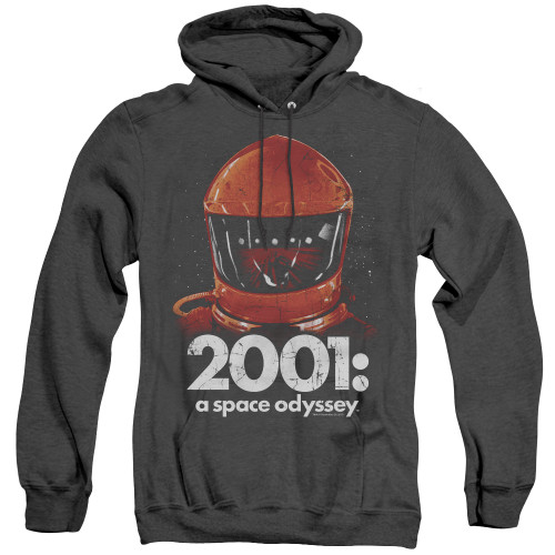 Image for 2001: A Space Odyssey Heather Hoodie - Space Travel