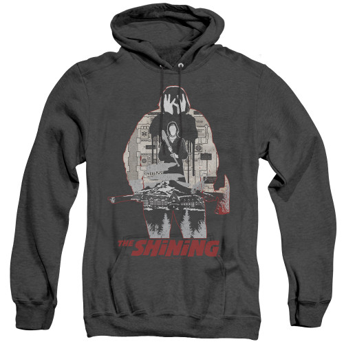 Image for The Shining Heather Hoodie - Come Out Come Out