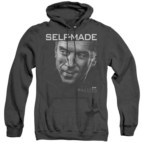 Image for Billions Heather Hoodie - Self Made