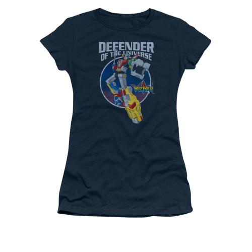 Image for Voltron Girls T-Shirt - Defender