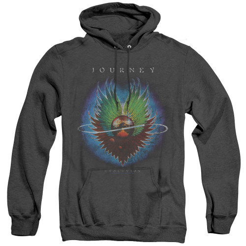 Image for Journey Heather Hoodie - Evolution