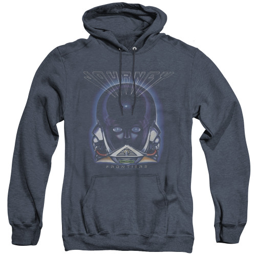 Image for Journey Heather Hoodie - Frontiers Cover