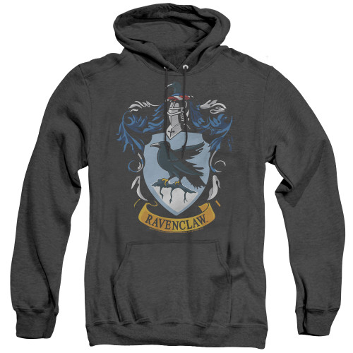 Image for Harry Potter Heather Hoodie - Ravenclaw Crest