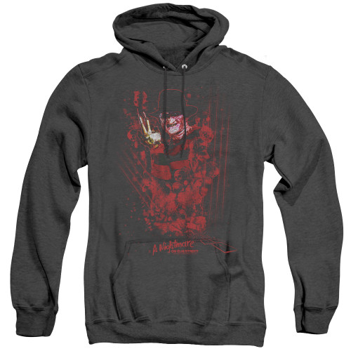 Image for A Nightmare on Elm Street Heather Hoodie - One Two Freddy's Coming For You