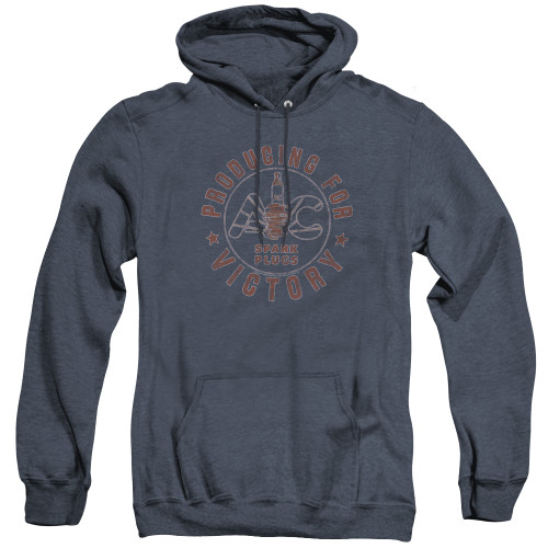 Image for AC Delco Heather Hoodie - Producing for Victory