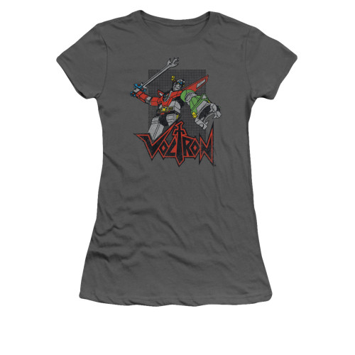 Image for Voltron Girls T-Shirt - Roar