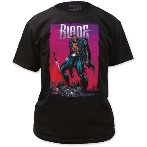 Image for Blade T-Shirt - Vampire Hunter