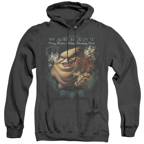 Image for Warrant Heather Hoodie - Stinking Rich
