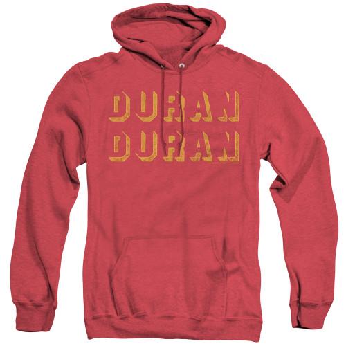 Image for Duran Duran Heather Hoodie - Negative Space