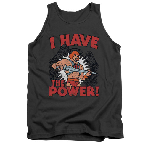 Image for Masters of the Universe Tank Top - I Have the Power