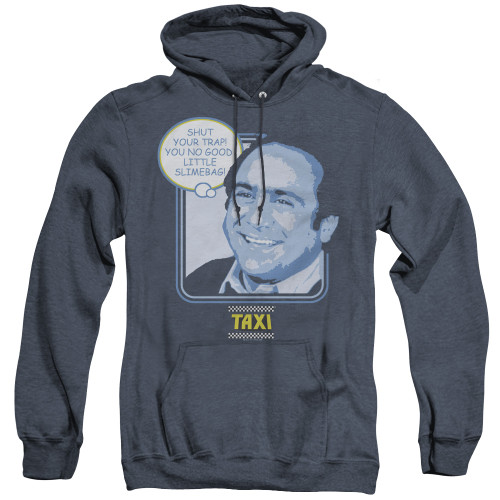 Image for Taxi Heather Hoodie - Shut Your Trap