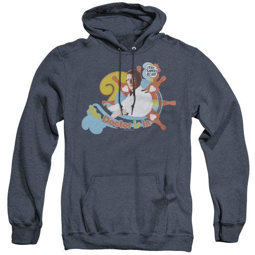 Image for The Love Boat Heather Hoodie - The Doctor is In