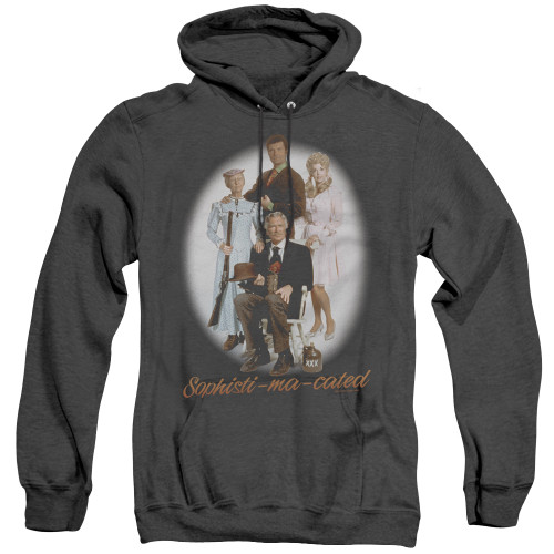Image for The Beverly Hillbillies Heather Hoodie - Sophistimacated