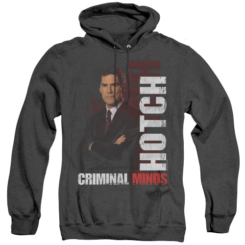 Image for Criminal Minds Heather Hoodie - Hotch