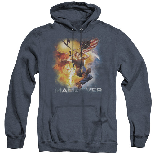 Image for MacGyver Heather Hoodie - Parachute