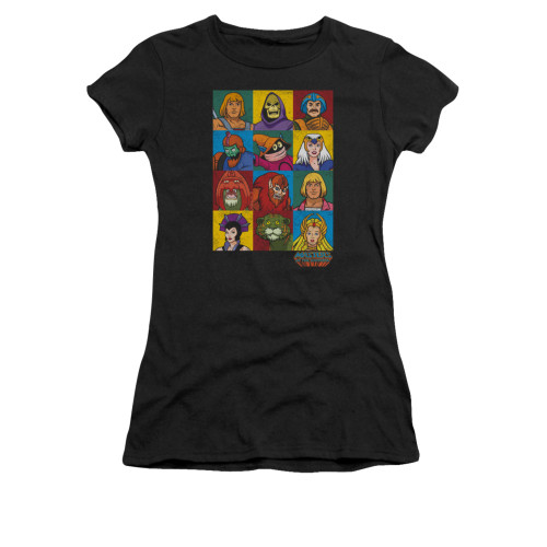 Image for Masters of the Universe Girls T-Shirt - Character Heads