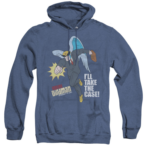 Image for The Venture Bros. Heather Hoodie - Take the Case