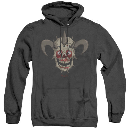 Image for Metalocalypse Heather Hoodie - Facebones