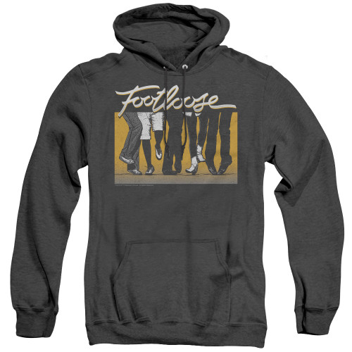 Image for Footloose Heather Hoodie - Dance Party
