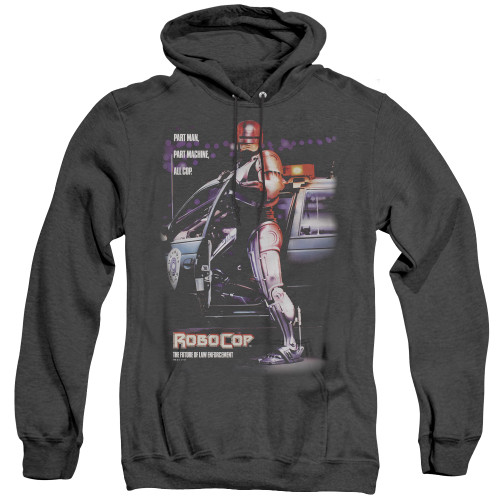 Image for Robocop Heather Hoodie - Poster