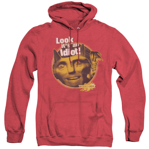 Image for MirrorMask Heather Hoodie - Riddle Me This