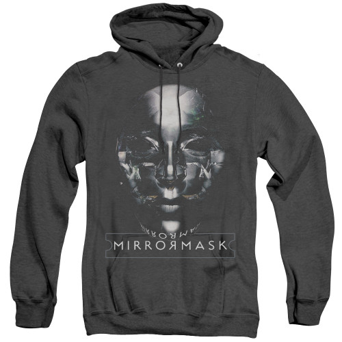 Image for MirrorMask Heather Hoodie - Mask