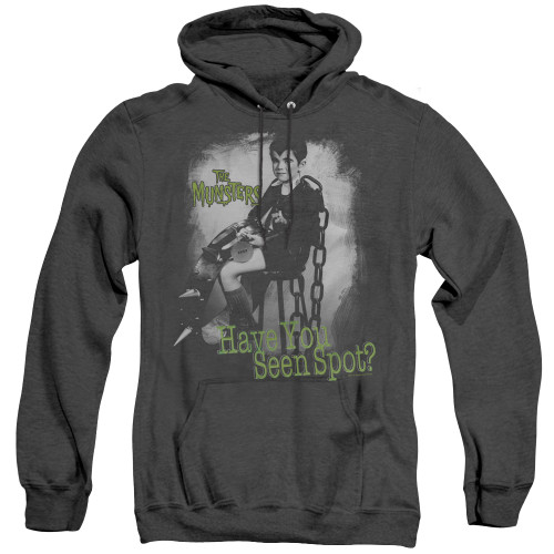 Image for The Munsters Heather Hoodie - Have You Seen Spot?