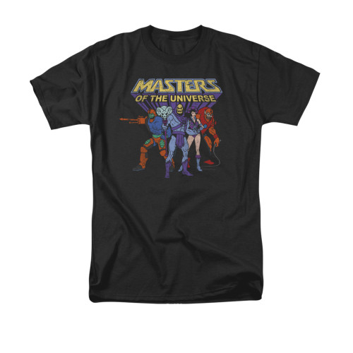 Image for Masters of the Universe T-Shirt - Team of Villains