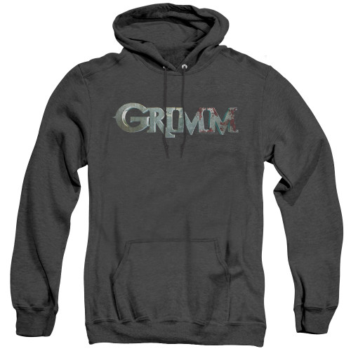 Image for Grimm Heather Hoodie - Bloody Logo