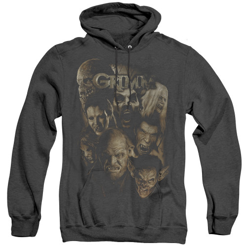 Image for Grimm Heather Hoodie - Wesen