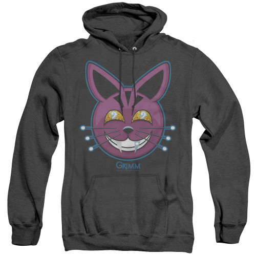 Image for Grimm Heather Hoodie - Retchid Kat