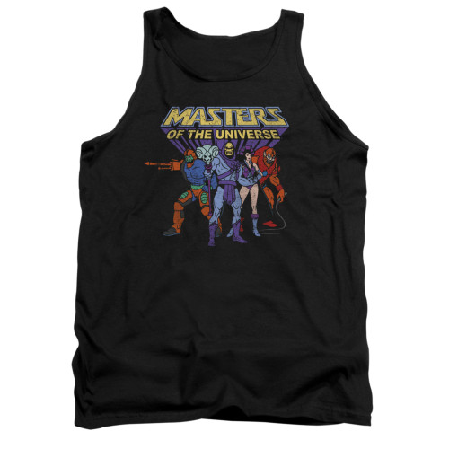 Image for Masters of the Universe Tank Top - Team of Villains