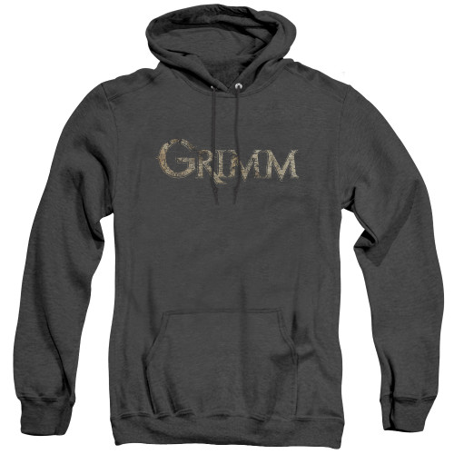 Image for Grimm Heather Hoodie - Logo