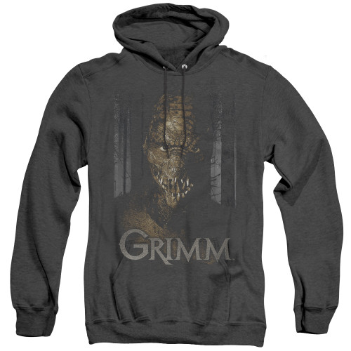 Image for Grimm Heather Hoodie - Chompers