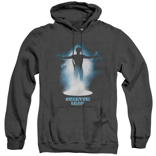 Image for Quantum Leap Heather Hoodie - First Leap